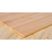 Мебельный щит из лиственницы,сорт АC, односторонний 26*600*2950