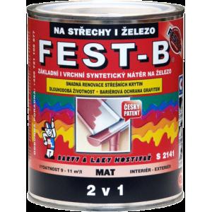 Fest-B 2v1 (эксклюзивная краска, грунт-эмаль с УФ защитой) (0,8л.)