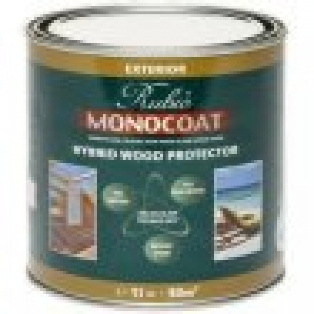 Rubio Monocoat Hybrid Wood Protector Oil - масло с воском для наружных работ (1л.)