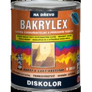 BAKRYLEX DISKOLOR (тонирующая пропитка на водной основе с водоотталкивающим эффектом для защиты и декорирования древесины и тонирования полов и паркета) (5кг.)